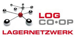 LogCoop Lagernetzwerk Logo