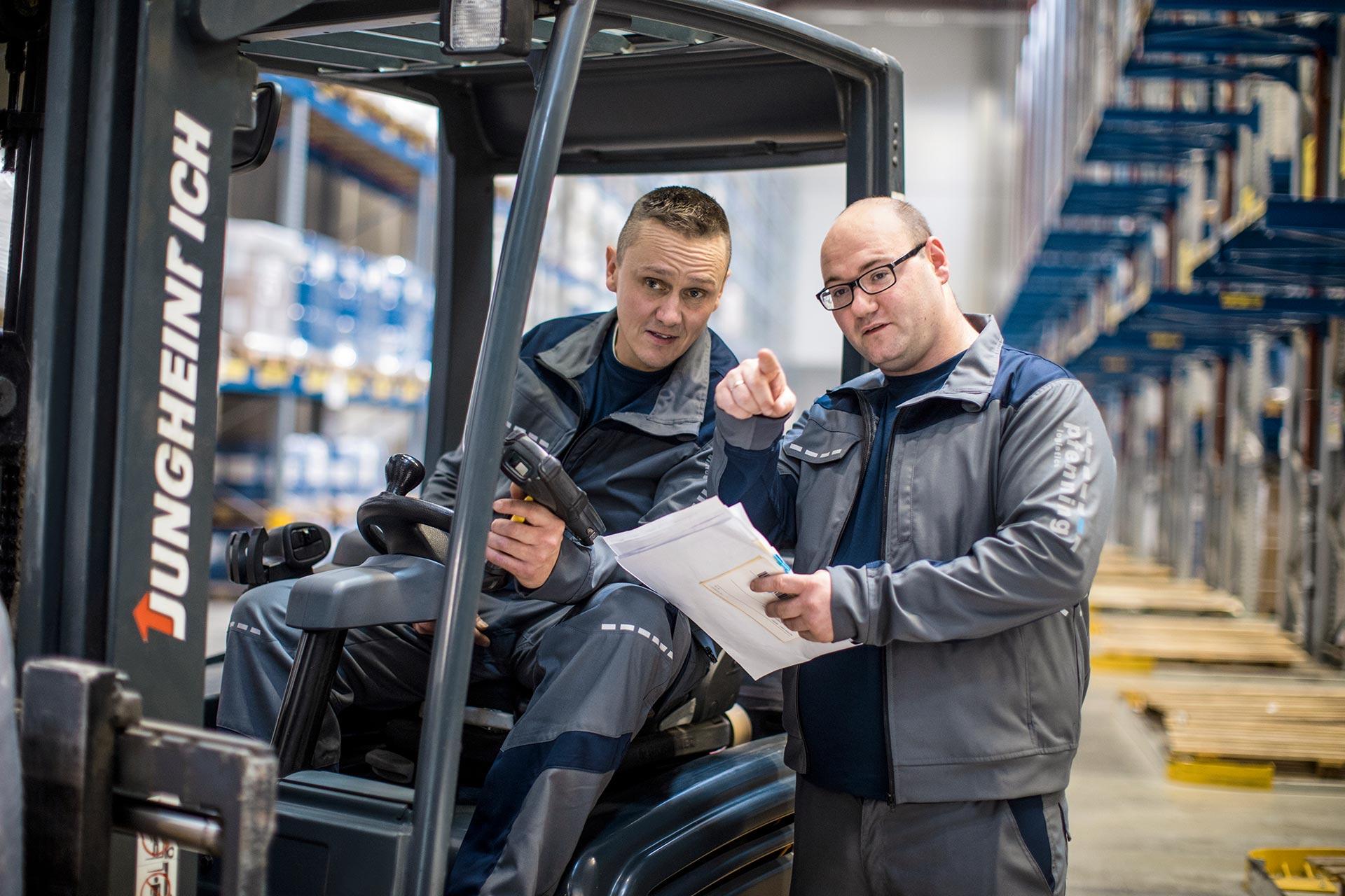 E-Commerce Logistik Lösungen