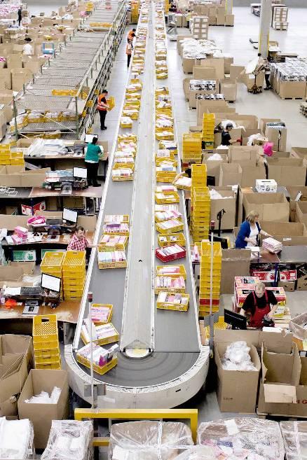 Retourenmanagement Lösungen bei pfenning logistics