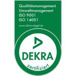 DIN EN ISO 9001 & 14001