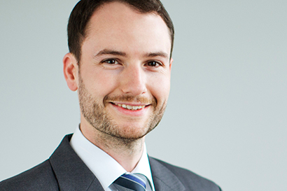 Ansprechpartner für Lagerlogistik Florian Gerber