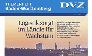 Themenheft Baden-Württemberg Artikel Logistik