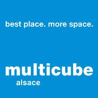 multicube alsace Logo