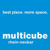 multicube rhein-neckar Logo