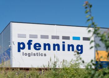 pfenning logistics Logo