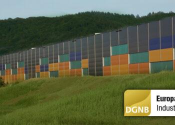 DGNB Europas Nr. 1 Industrieanlage