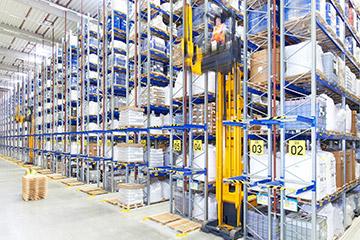 Logistikimplementierung